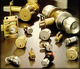 Image of many locks.